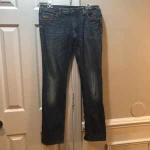 Diesel Lowky Stretch Jeans 008SI